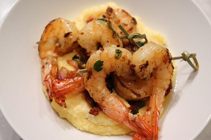 Shrimp + Grits (The Lovers Edition)